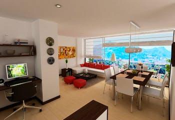 Madeiro, Apartamentos en venta en Barrio Cedritos con 51m²