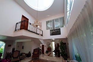 Casa en venta en San Lucas Xochimanca de 400mts, dos niveles