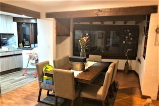 Casa en venta en San Nicolás Totolapan de 189mts, dos niveles
