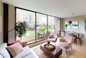 Vivienda nueva, Nueva Colina - Turó, Apartamentos nuevos en venta en Prado Veraniego con 3 hab.