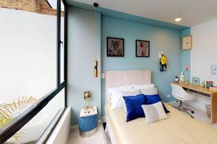 Proyecto de Vivienda, Urban 960, Apartamentos en venta en Barrio Chapinero 17m²