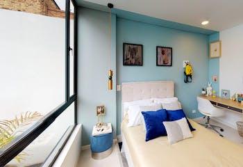 Vivienda nueva, Urban 960, Apartamentos nuevos en venta en Barrio Chapinero con 1 hab.