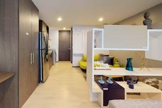 Urbano 48, Apartamentos nuevos en venta en Palermo con 1 hab.