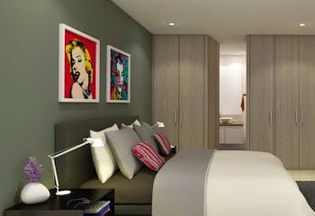 Smart Home 146, Apartamentos en venta en Cedritos de 1-2 hab.