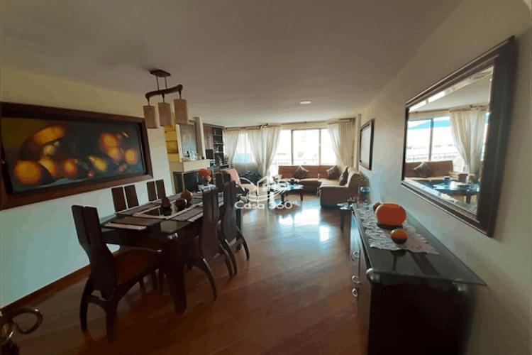 Portada Apartamento en venta en Prado Pinzón de cuatro alcobas