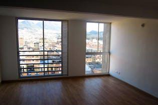 Apartamento en Barrio Quiroga, Quiroga - Tres alcobas