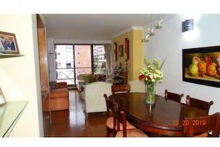 Apartamento en venta en Rincón del Chicó de tres habitaciones