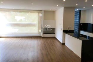 Apartamento en venta en El Refugio de 123.34 mt2. con chimenea.