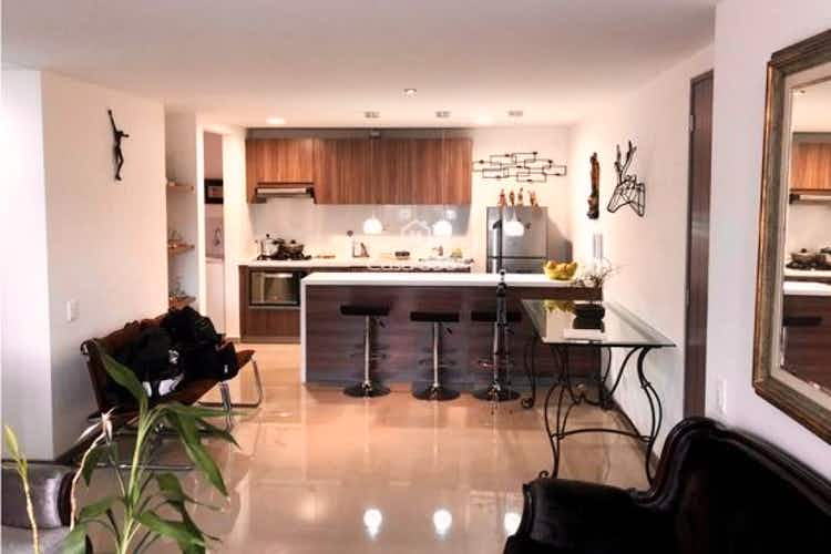 Portada Apartamento en venta en Aves María de 96.64 mt2.