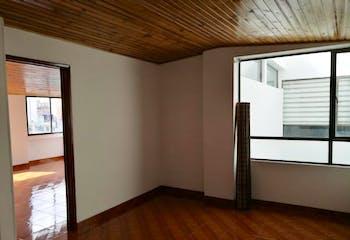 Apartamento en venta en Chapinero Alto, 121m² con Balcón...