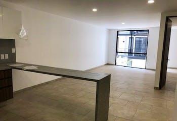 Departamento en venta en  Santa Cruz Atoyac, Benito Juárez 2 recamaras