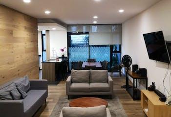 Departamento en venta en zacatecas, 292mt con balcon