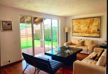 Casa en venta en Ahuatenco, 255mt con terraza