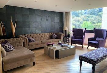 Departamento en venta en Lomas de Vista Hermosa, 270mt