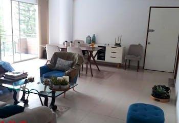 Apartamento en venta en Los Balsos de 144m² con Bbq...