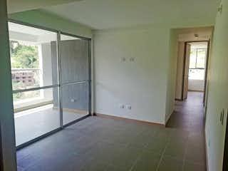 Un cuarto de baño con ducha y lavabo en Apartamento en Venta en El Rincón, de 67mtrs2