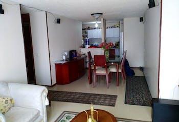 Apartamento en venta en Caobos Salazar, 90m²