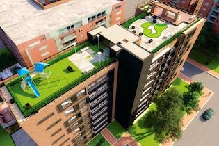Cedro Alto II, Apartamentos en venta en Cedritos de 1-2 hab.