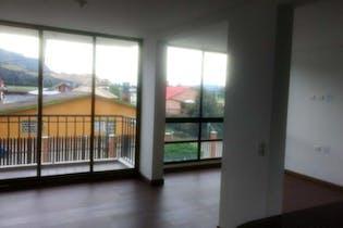 Apartamento en venta en Casco Urbano Cajicá de 78m² con Balcón...
