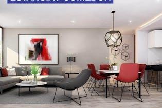 Departamento, Apartamento en venta de 61m²
