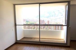 Apartamento en venta en Las Cabañitas de tres habitaciones