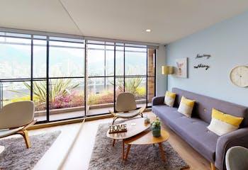 Sabana Central, Apartamentos en venta en San Victorino de 2-3 hab.