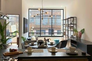 Desarrollo inmobiliario, Primero de Mayo 112, Departamentos en venta en 8 De Agosto 74m²