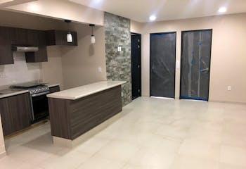 Departamento en venta en Santa Úrsula Coapa, 89mt con balcon