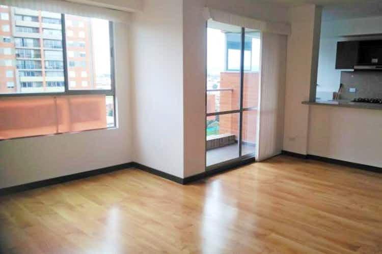 Portada Apartamento  en venta en San Antonio Norte, 109mt con balcon