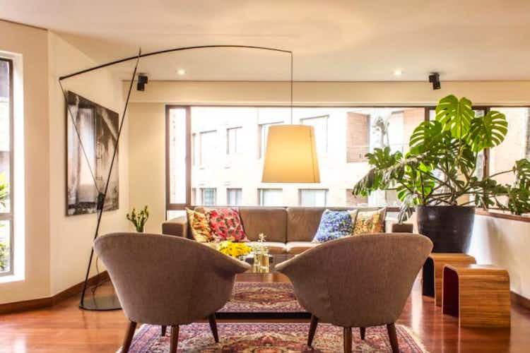 Portada Apartamento en venta en  Bogota Rosales 3 habitaciones