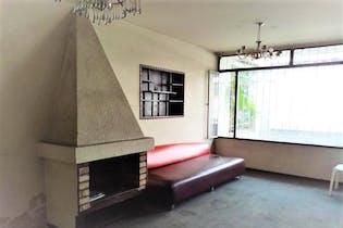 Casa en venta en Bogota La Esmeralda-Teusaquillo 6 habitaciones