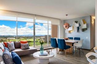 Apartamento en venta en Quinta Mutis de 3 alcobas