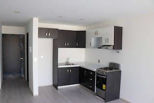 Departamento en venta de 80 m2 con 3 recámaras en Moctezuma 2a Sección