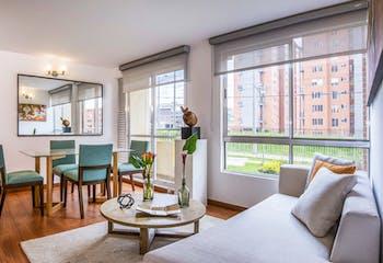 Santa Elena Reservado, Apartamentos nuevos en venta en La Coruña con 3 habitaciones