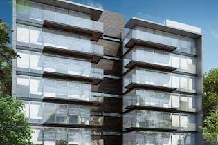 Departamento en venta en Horacio con balcón en 5to piso