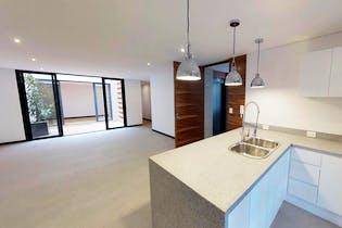 Departamento en venta en San Pedro de los Pinos, 104 m²