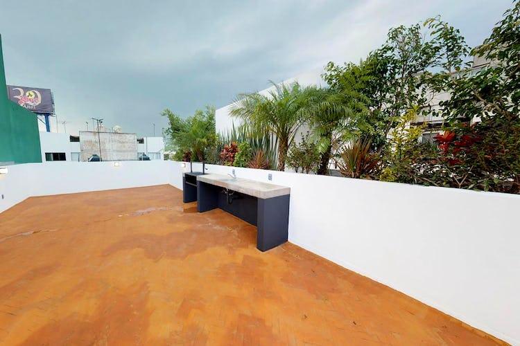 Foto 20 de Departamento en venta en San Pedro de los Pinos, 104 m²