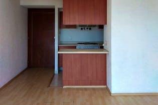 Departamento en venta en Anáhuac, 74mt con balcon