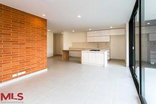 Apartamento en venta en Loma De Cumbres, 92m² con Bbq...