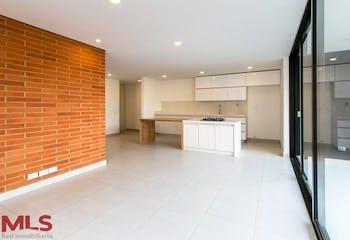 Apartamento en venta en Loma De Cumbres de 3 habitaciones