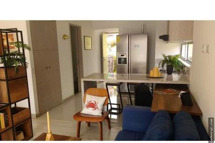 Portada Apartamento en venta en El Trapiche, de 48mtrs2