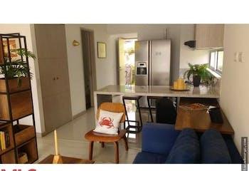 Apartamento en venta en El Trapiche de 1 alcoba