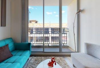 Ikará, Apartamentos en venta en La Gaitana con 61m²