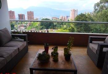 Apartamento en Los Balsos-El Poblado, con 3 habitaciones - 272.21 mt2.