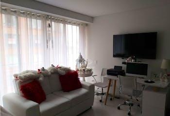 Apartamento en venta en Barrio Niza de 1 hab. con Gimnasio...