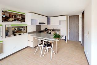 Smart Home 146, Apartamentos en venta en Caobos Salazar 54m²