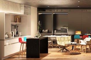 In Distrito Salamanca, Departamentos en venta en Roma con 36m²