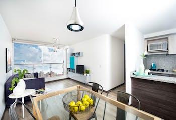 Proyecto de vivienda, Porto Américas, Apartamentos en venta en Techo 89m²