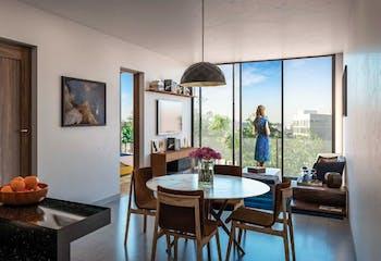 Departamento en venta en Del Valle, 151mt penthouse