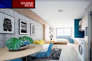 Proyecto de vivienda, Bauhaus 4-23, Apartamentos en venta en Las Nieves 25m²